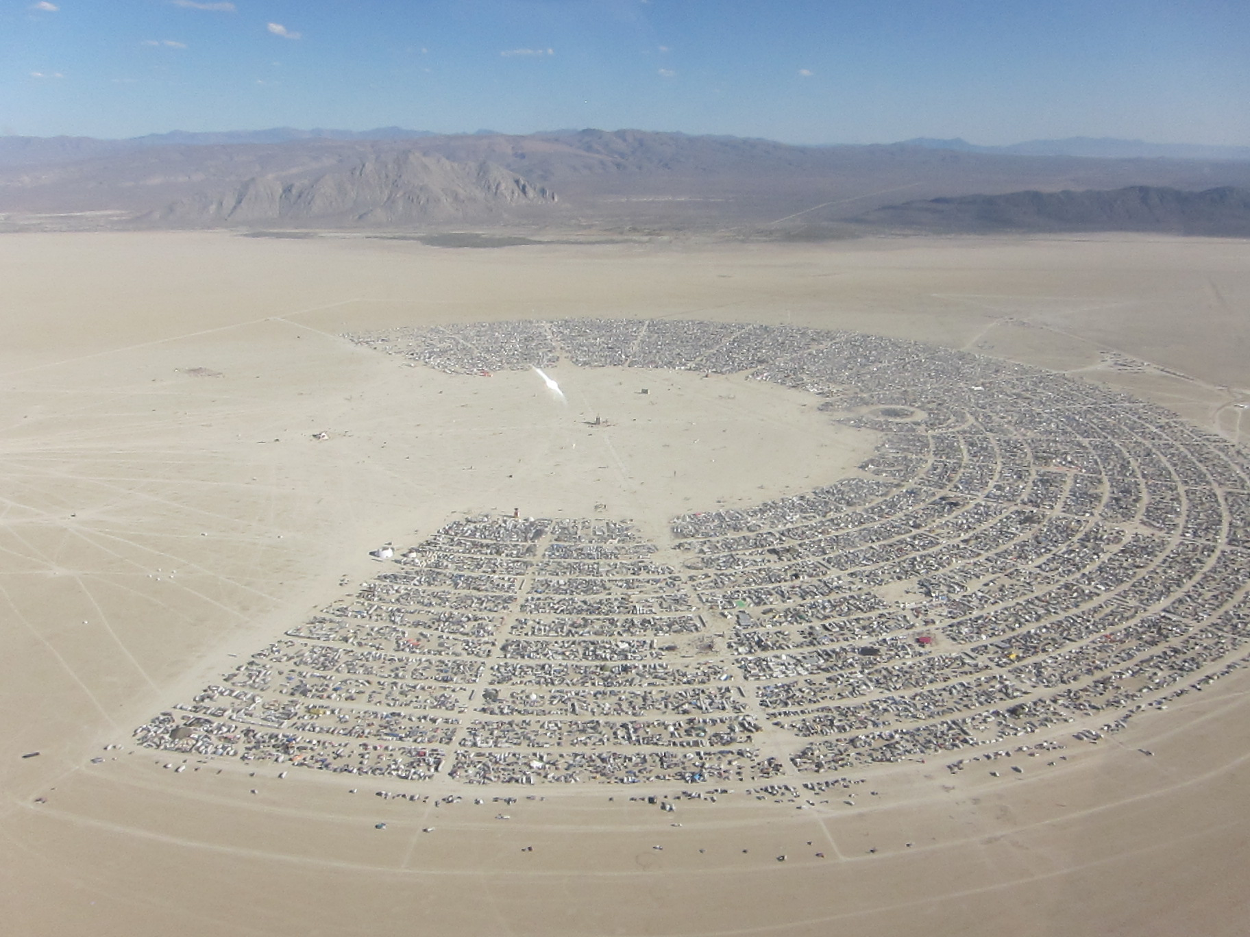 Why Entrepreneurs Love Burning Man