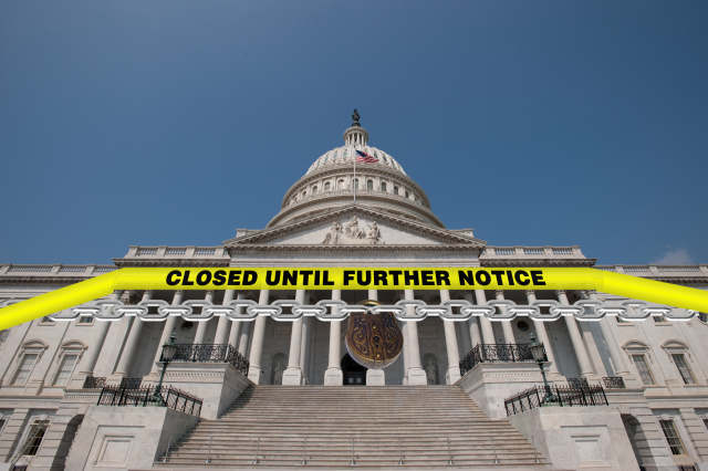 What The 'Government Shutdown' REALLY Means [GUEST POST]