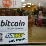 This Subway Takes Bitcoins for Payment – Yes Really