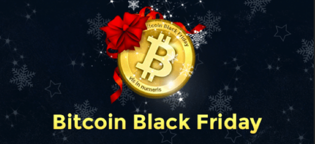 10 Interesting Bitcoin Deals for Black Friday