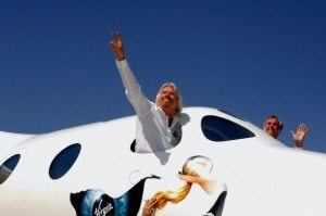 Richard Branson: You Can Now Fly to Space Using Bitcoins
