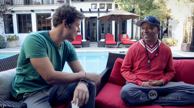 Hollywood Celebrities Talk Entrepreneurship On AOL's New Web Series 'Acting Disruptive'