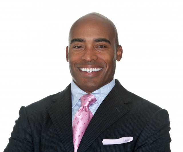 Tiki Barber: How a Former NFL Player Decided To Launch a Startup