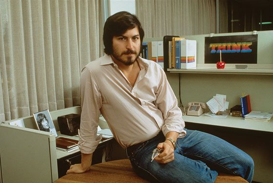 This New Video of a Young Steve Jobs Will Make You Grow a Pair