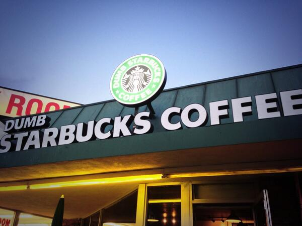 "UPDATED: ""Dumb Starbucks"" Store Owner Revealed"