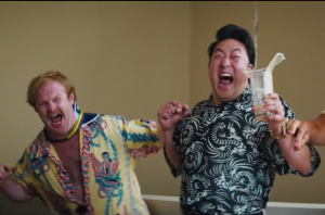 """Kenneth Choi Talks Playing One of Jordan Belfort's Enforcers in """"The Wolf of Wall Street"""""""