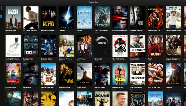 Game Changing New App Popcorn Time Streams the Best Pirated Content