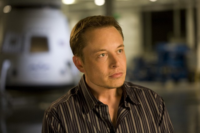 Elon Musk Thinks Silicon Valley Throws Better Parties Than Los Angeles