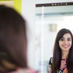 This Mirror Automatically Takes Selfies For You — We Hope This is a Joke