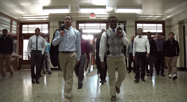 Black Teens Go to School Dressed in Business Attire to Challenge Racial Stereotypes