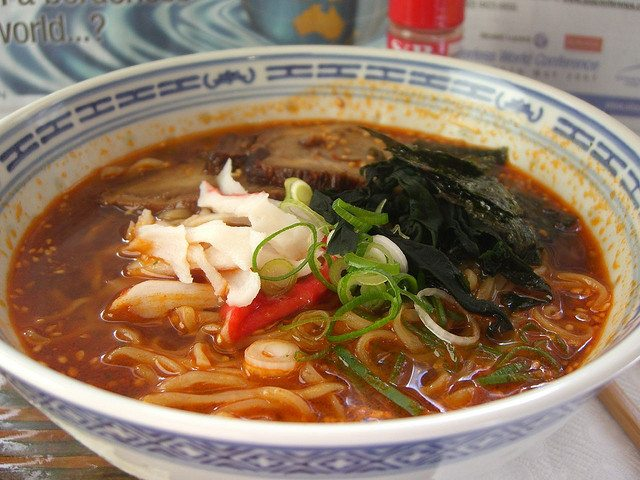 5 Simplest Ways To Beef Up Ramen On a Budget