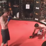 This Fighter's Reason For Throwing a Match He Was Dominating is a Lesson For All Young Entrepreneurs
