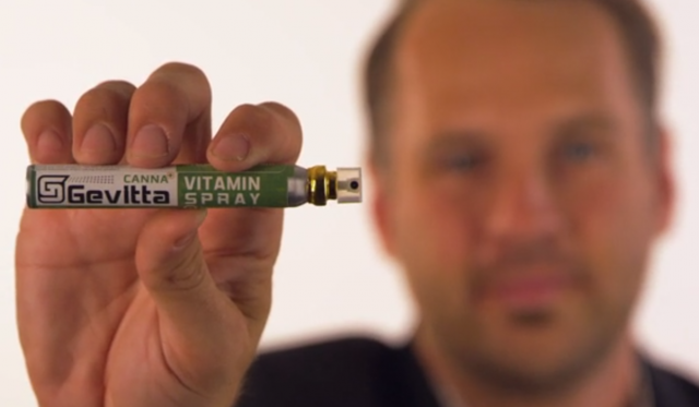 This Startup Invented a Spray That Fights Cancer Using the Best Compound From Cannabis