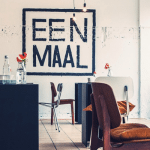 Introverts Rejoice! This Restaurant in Amsterdam Forces Customers to Eat Alone