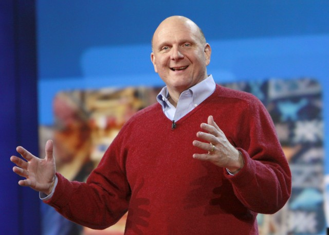 Microsoft's Steve Ballmer Signed a Binding Agreement to Buy the Clippers for $2 Billion