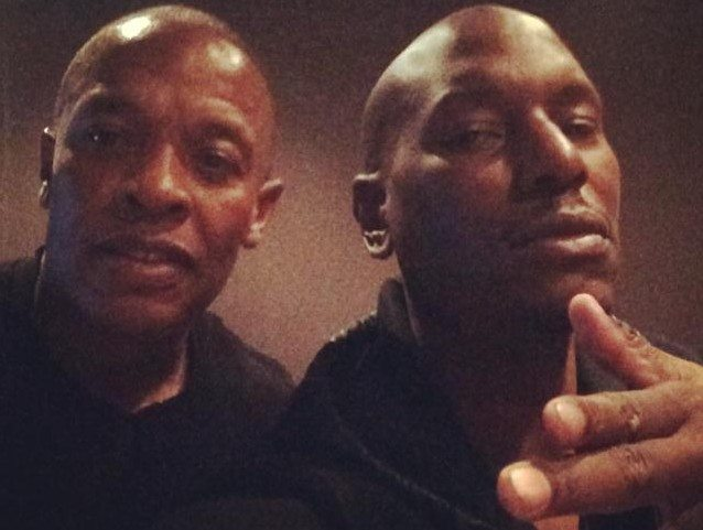 tyrese and dr dre