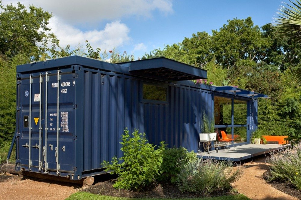 for anyone interested a quick google search will yield some shipping containers you can buy right now