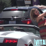 This Prankster Doesn't Need To Say Anything For These Girls to Get Into His Car