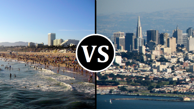 10 Differences Between Silicon Valley & Hollywood Startup Culture