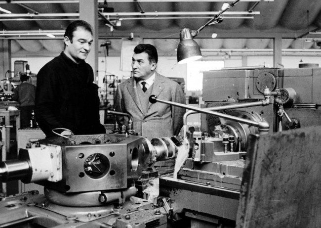 Ferruccio-at-Factory-1965