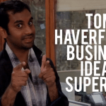 "Aziz Ansari's ""Parks and Rec"" Character Has the Best Ideas To Inspire Any Entrepreneur"
