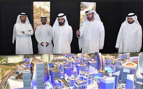 Dubai is Going to Build Something Incredible