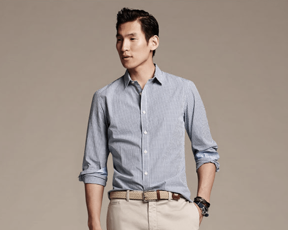 "Banana Republic is Teaching Geeks How to Dress with ""The Startup Guy"" Line"