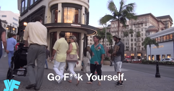 Prank Video Reveals Something Troubling About Rich People