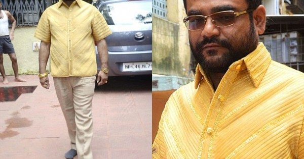 Here's What Happens When You Have Way Too Much Money – You Wear a Solid Gold Shirt in Broad Daylight