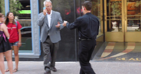 Heartwarming Homeless Man Experiment Shows Looks Are Always Deceiving