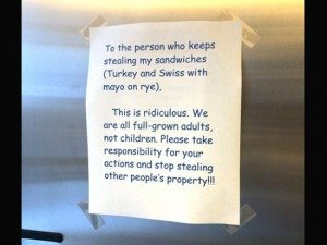 These Office Workers Just Took Passive-Aggression to a New Level