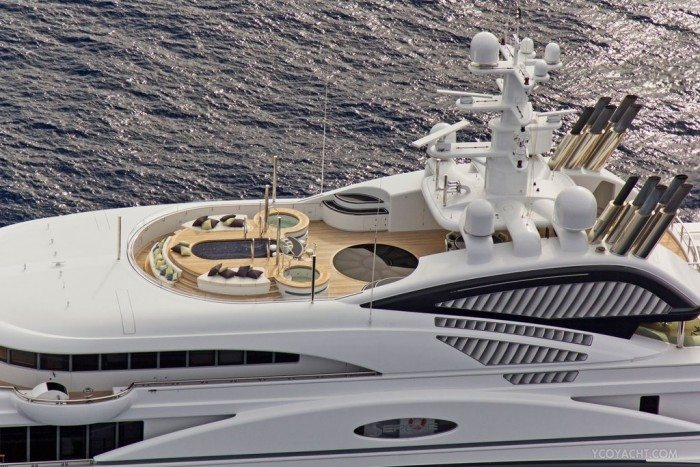 Take A Tour Of This 330 Million Yacht Bill Gates Rented For A Week