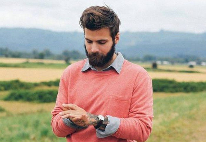 5 Reasons Young Ceos Are Suddenly Growing Beards