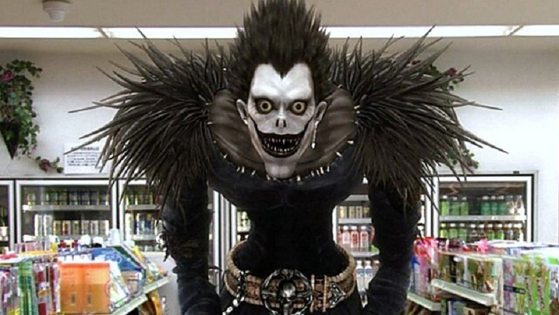 a live action death note movie is coming to netflix