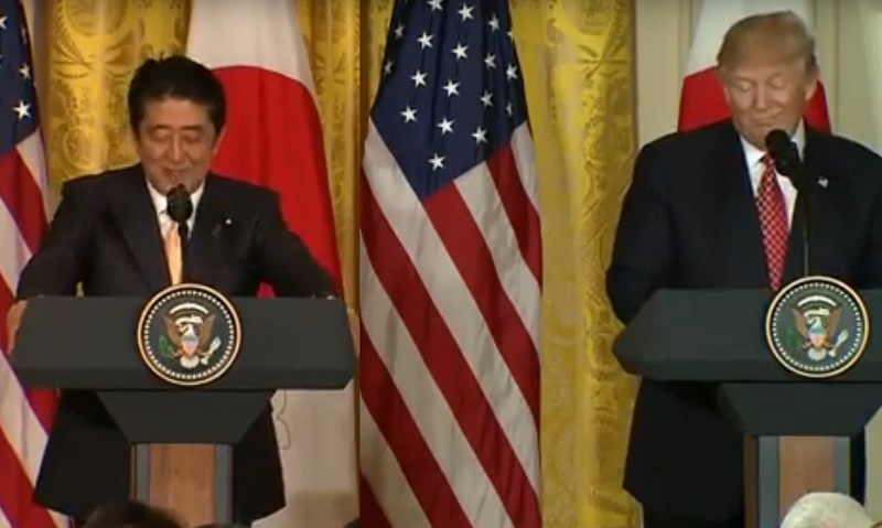 Shinzo Abe to propose new cabinet level talks with US
