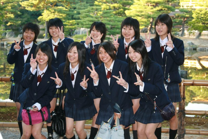 Japanese students picture 71