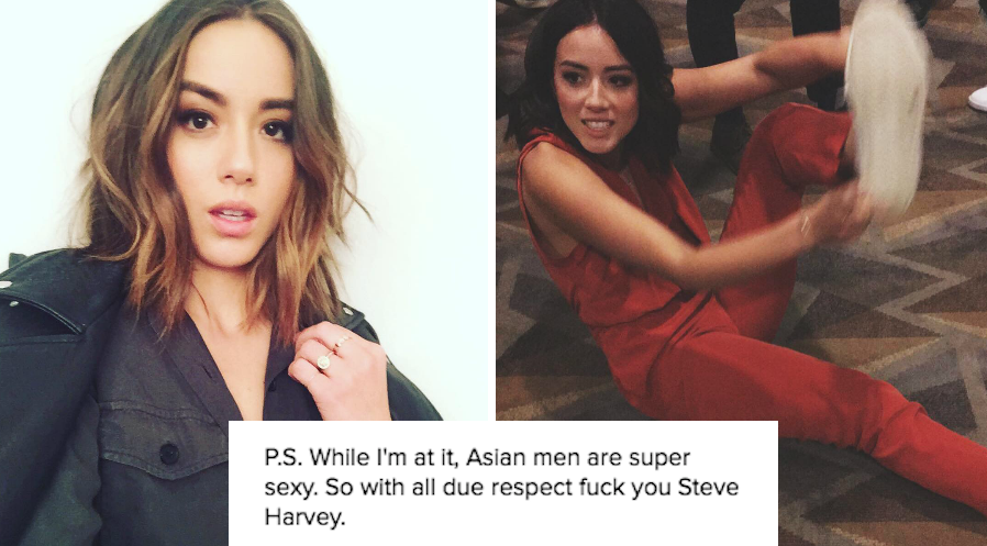 bennet asian singles Chloe bennet was born chloe wang on april 18,  she released two singles,  is happening with asian-americans in hollywood is there's a narrative that white.
