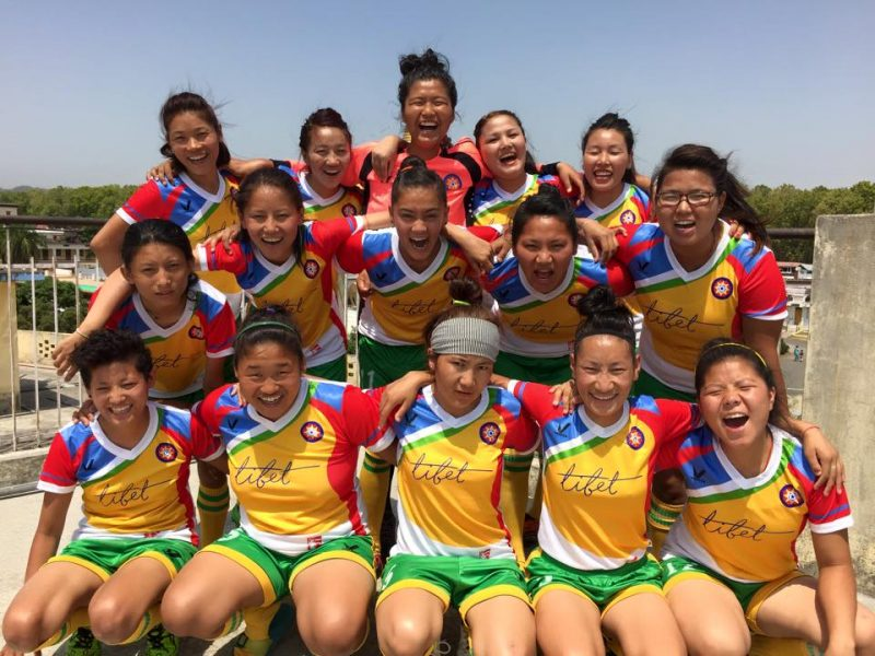 Tibet women's football team denied USA travel visas