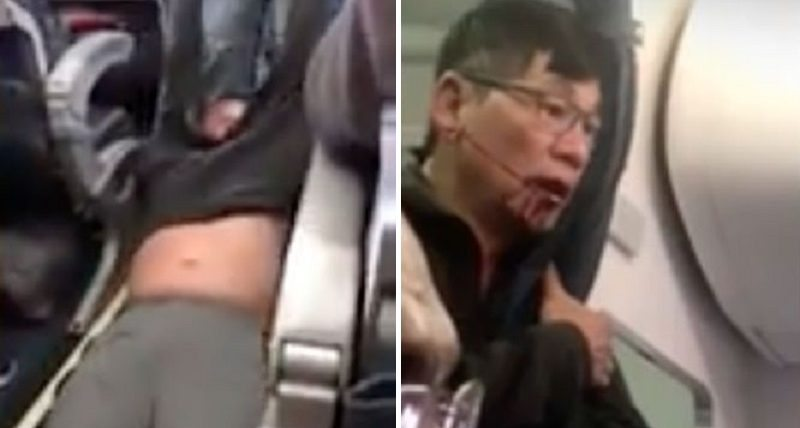 Police say 'minimal but necessary force' used on United passenger