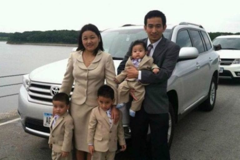 Burmese-American Refugee Murdered In Front of His Kids During