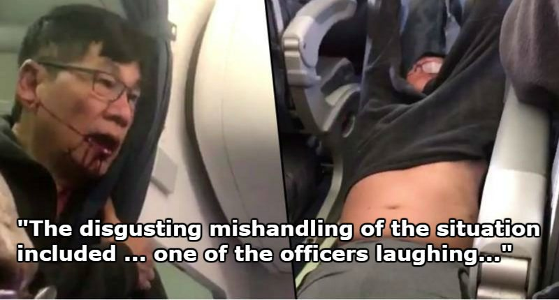 United Airlines Changes Policy After Doctor Dragged Off Flight