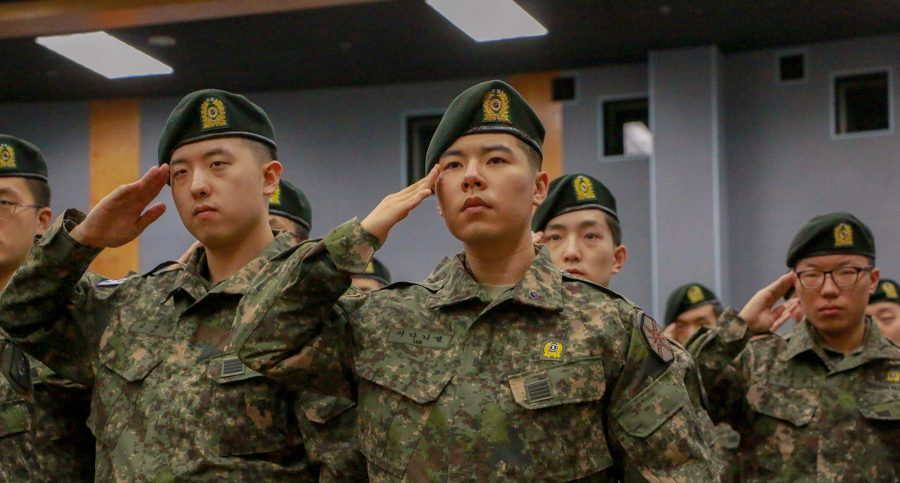 Korea accused of targeting gay soldiers
