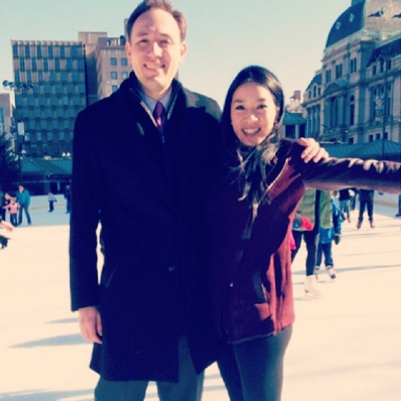 Michelle Kwan Found Out Her Husband Filed For Divorce On