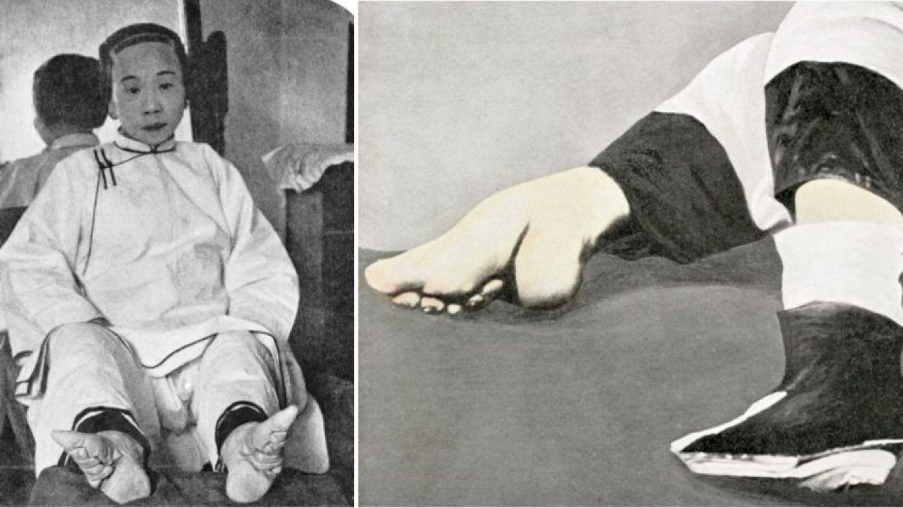 New Research Reveals The Real Reason Why Chinese Women Bound Their Feet