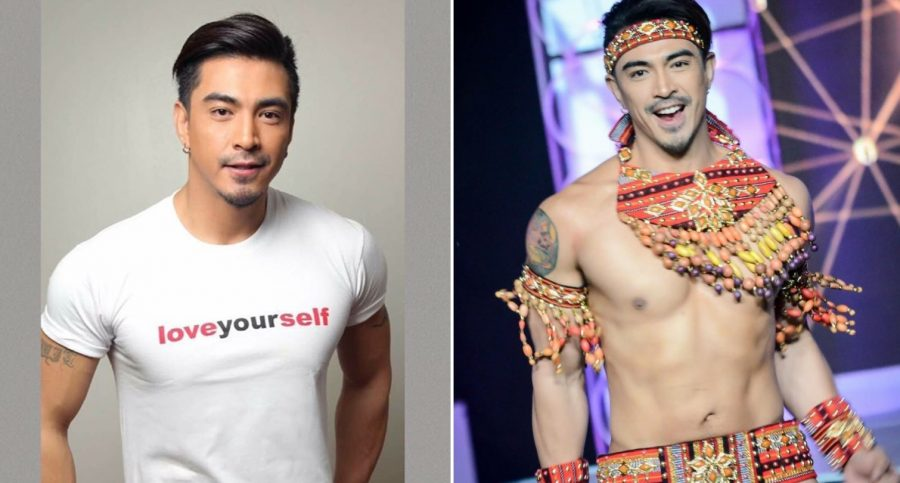 Filipino Man Crowned as the Most Beautiful Gay Man of 2017