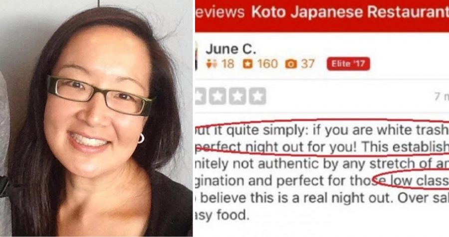 Pierson dean June Chu leaves position after Yelp scandal