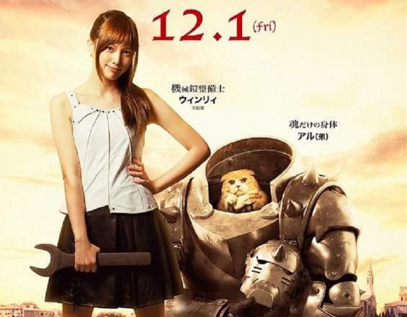 auto-draft ASIALive-Action 'Fullmetal Alchemist' Film is Almost Here and It's Lit AF