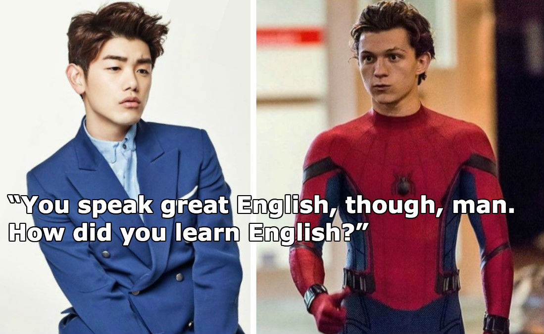 Boost Near Me >> Spiderman Actor Asks Korean-American How He Learned ...