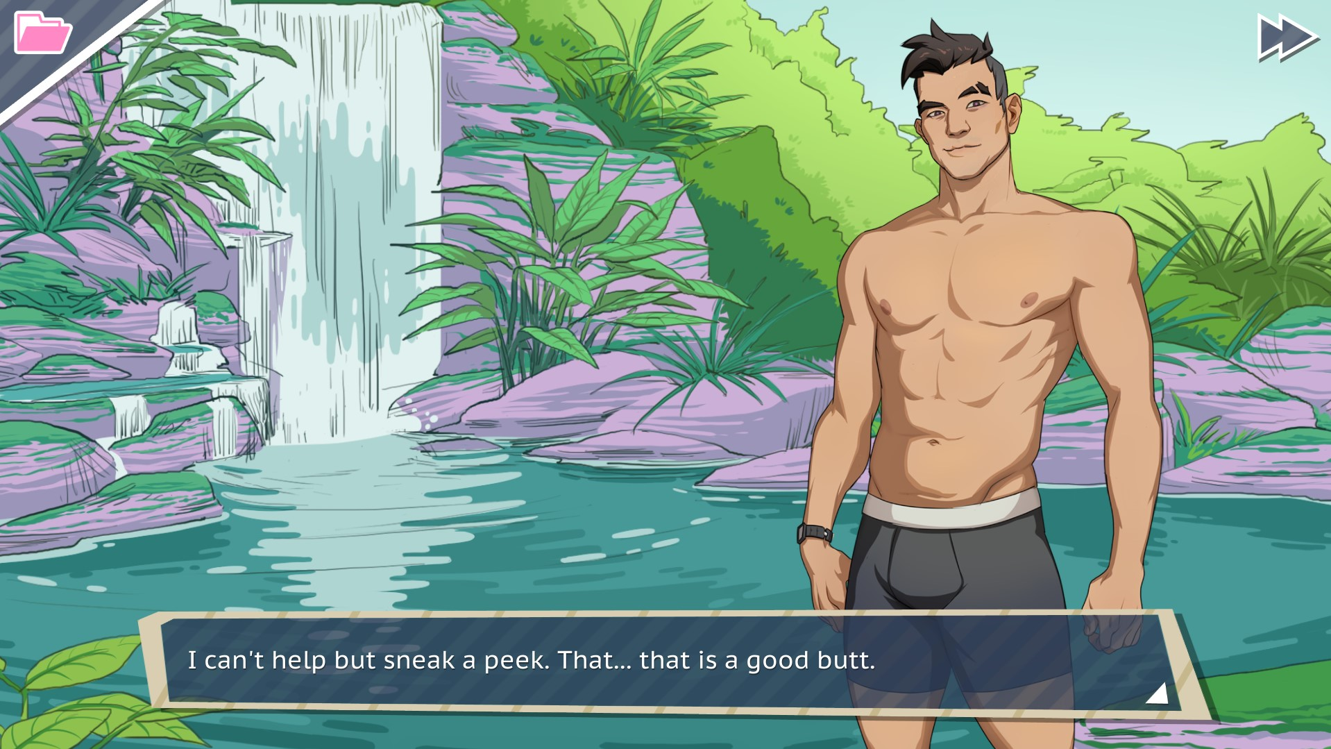 New Dating Game 'Dream Daddy' Allows You to Date This Hot AF Asian Dad