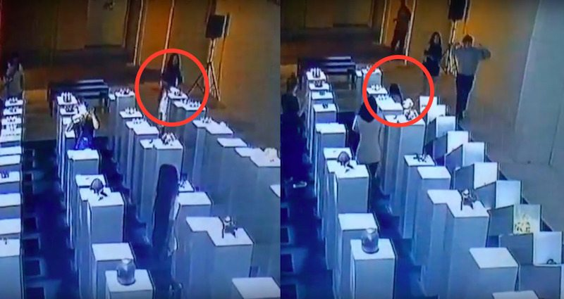 Woman's Selfie Attempt Destroys $200000 Art Installation Near LA Chinatown
